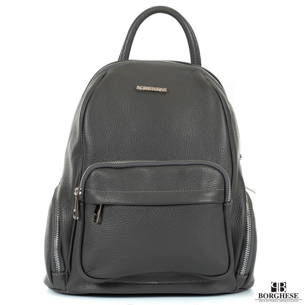 WOMEN'S BACKPACK IN GENUINE...