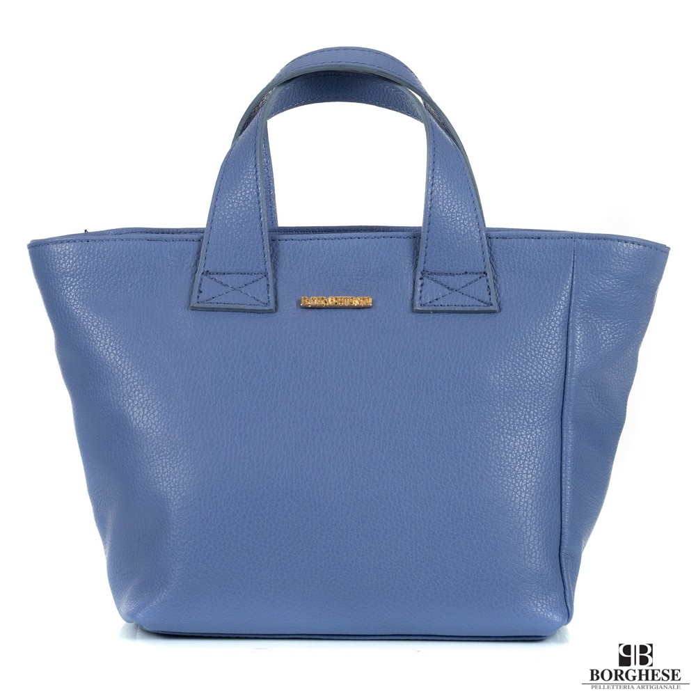 WOMEN'S BAG IN GENUINE LEATHER